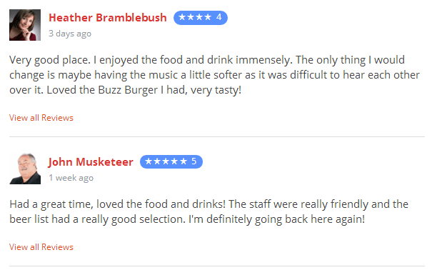 come rispondere alle recensioni