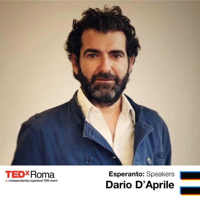Dario D'Aprile Workengo TEDxRoma 2018
