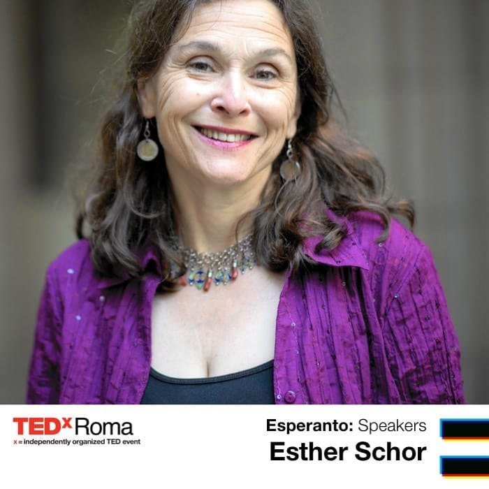 Esther Shor Workengo TEDxRoma 2018