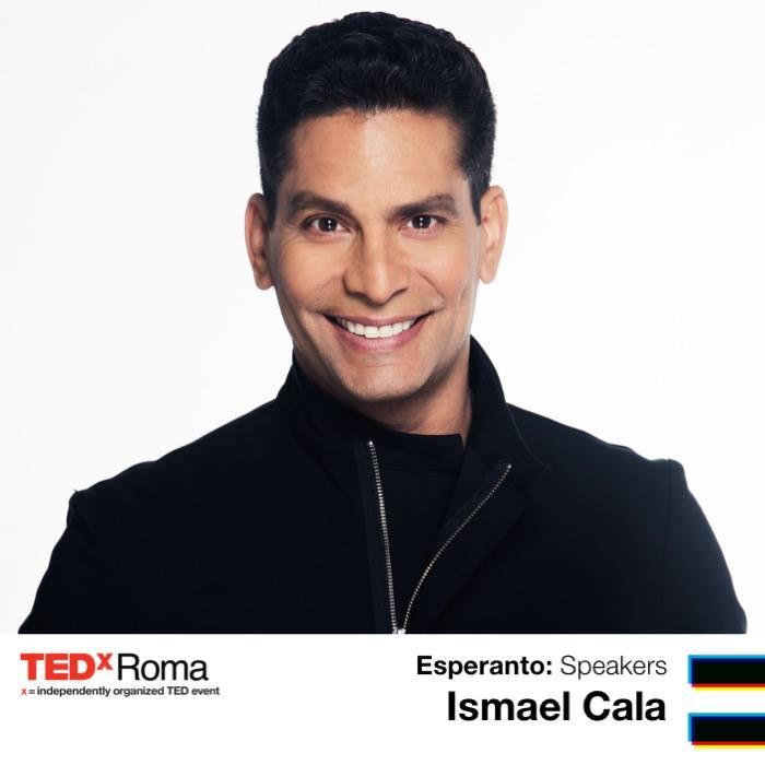 Ismael Cala luca belli workengo tedxroma 2018