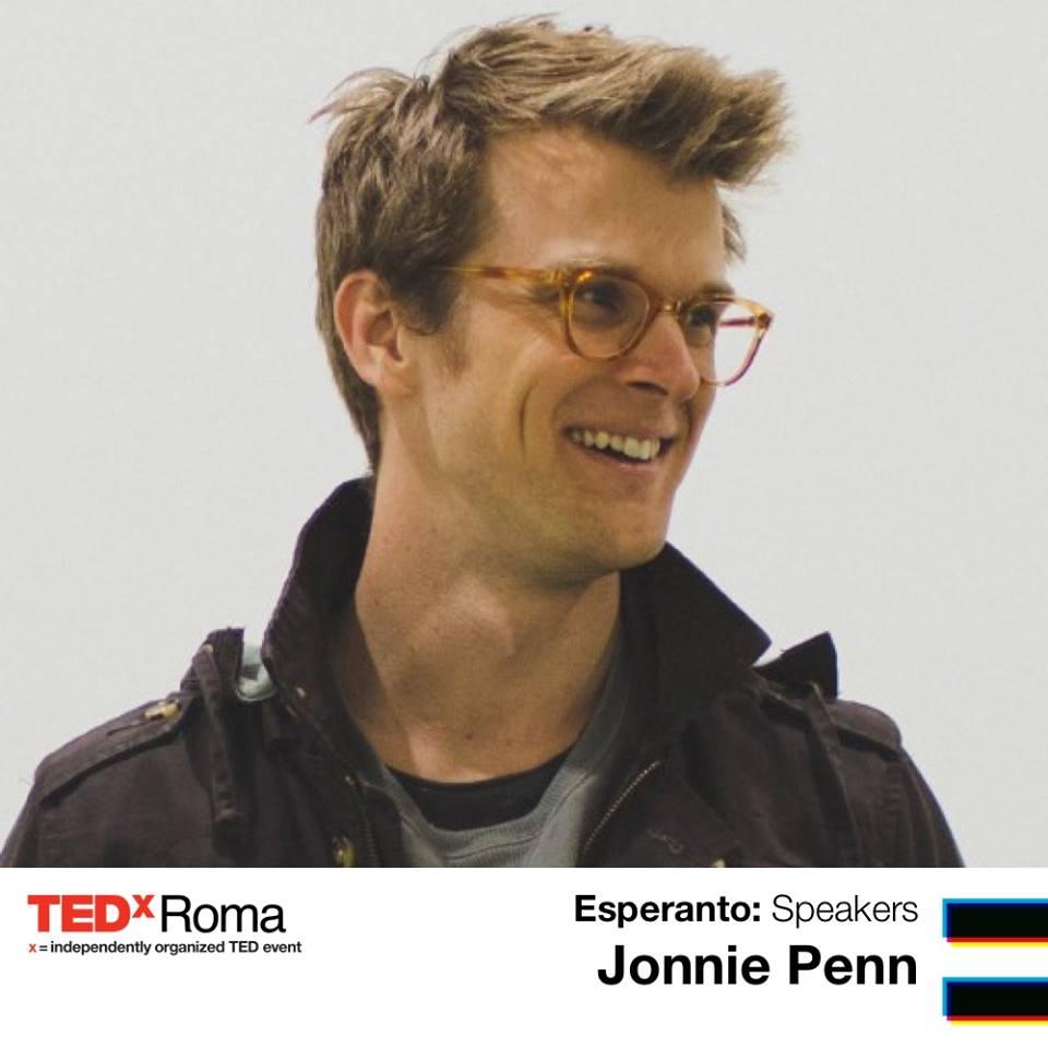 Jonnie Penn Workengo TEDxRoma 2018