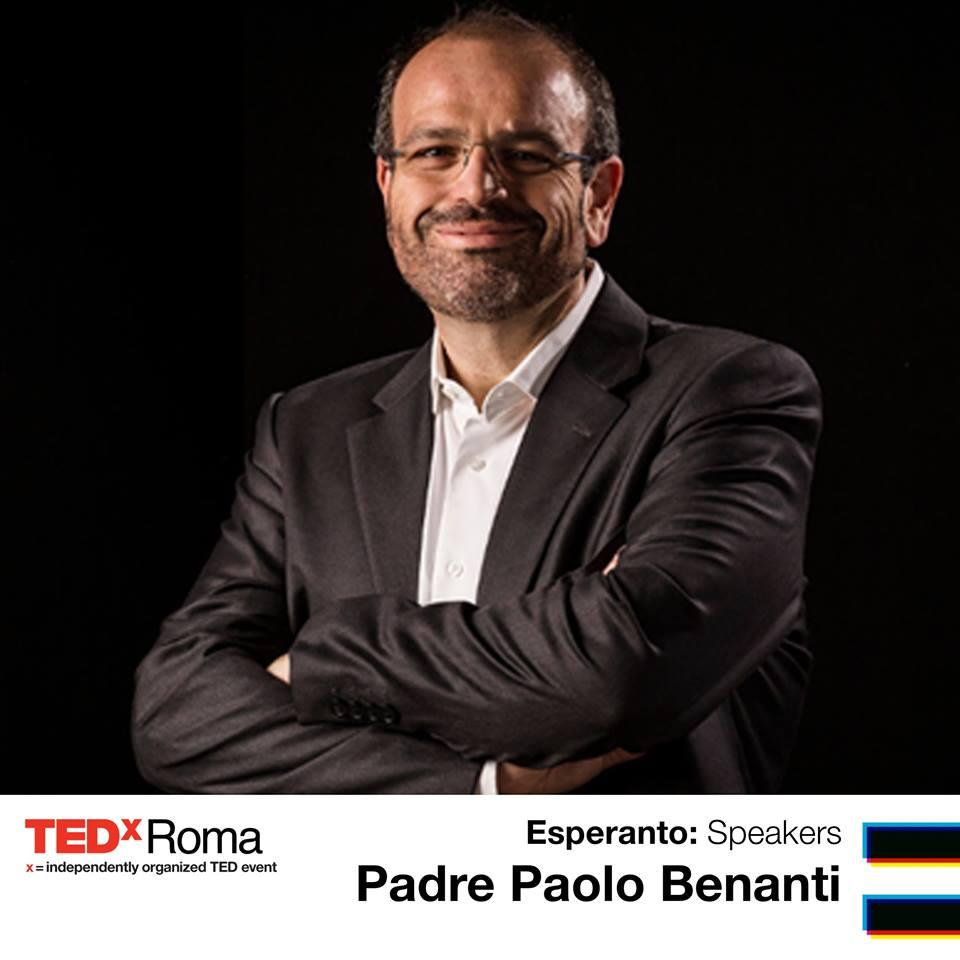 Paolo Benanti Workengo TEDxRoma 2018