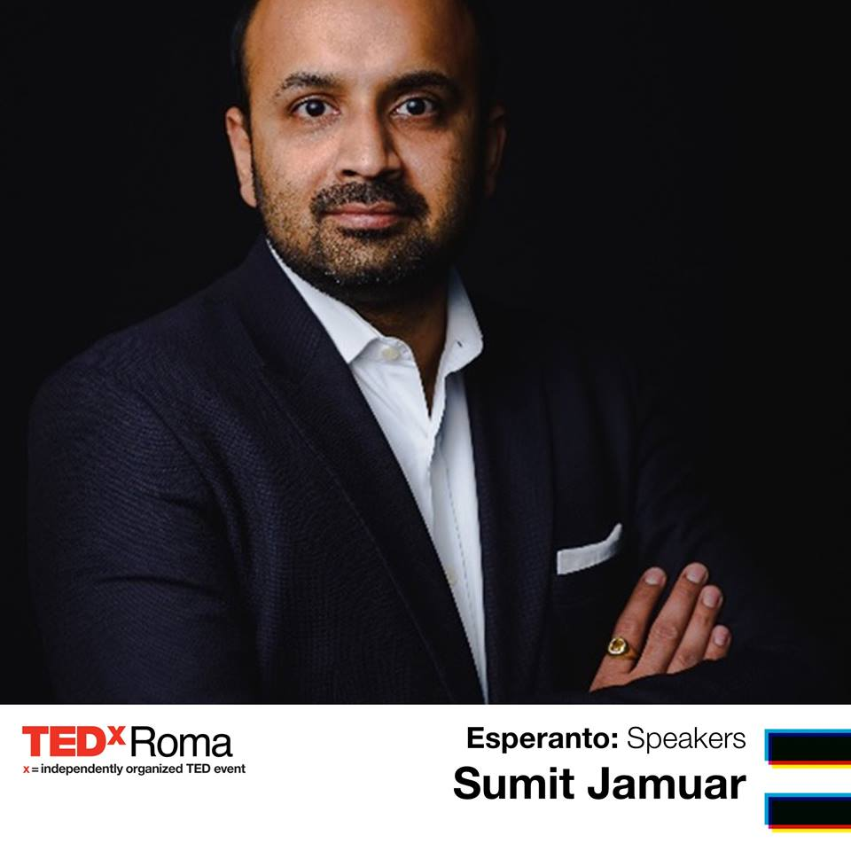 Summit Jamuar Workengo TEDxRoma 2018